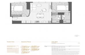 Queens Place floor plans
