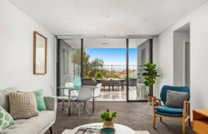 First look inside new apartments on Flinders Street in Wollongong