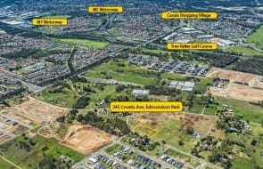 DA approved Edmondson Park residential development is on the market