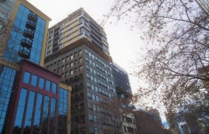 388 Lonsdale Street construction update