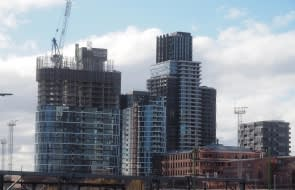 Melbourne Village construction update