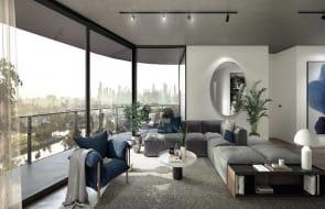 River One floor plans