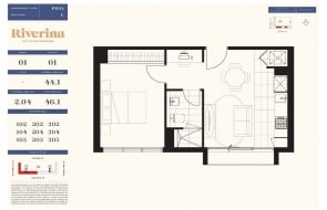 Riverina floor plans