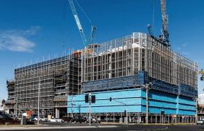 PM Port Melbourne construction update