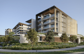 Urban interviews Director from HM Developments regarding project The Cove at Pelican Waters.