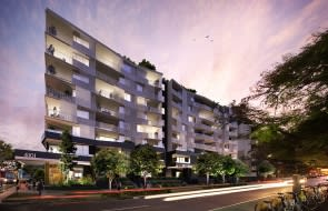 INK Apartments: New apartments in West End