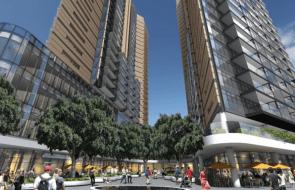 St Leonards Square construction update