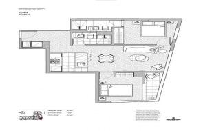 Swanston Central floor plans