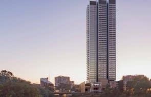 The Lennox, Parramatta height