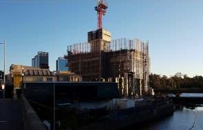 The Lennox, Parramatta construction update
