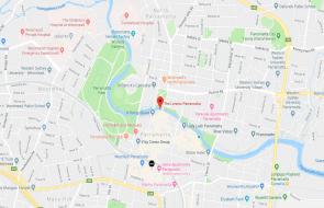 The Lennox, Parramatta location