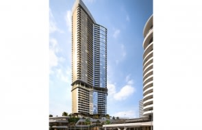 The Star Gold Coast Hotel and Casino offers apartments for sale