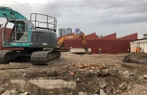 Lilix construction update