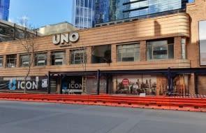 Uno, Melbourne construction update
