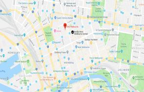 Uno, Melbourne location