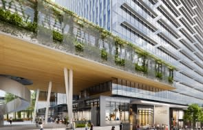 Jobs, Homes And Open Space In New Melbourne Quarter