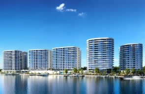 Waterpoint Residences - Waterfront downsizers in Biggera Waters
