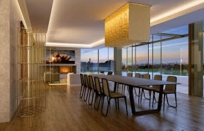 Return of the luxury penthouse