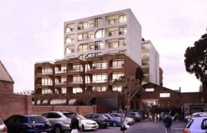 VCAT now the 'Agent of Change' for Brunswick's Michael Street apartments