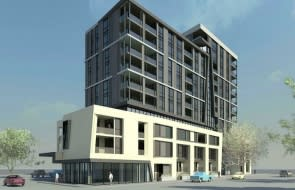 An approved Footscray development takes flight once more