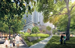 Southbank set to gain a new park