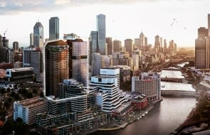 Flinders Street West set for further change