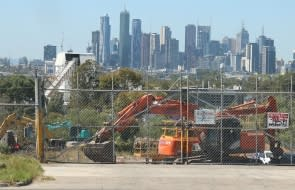 Kinnears and Victoria Square add to Footscray's construction upswing