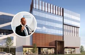 Cedar Woods' Lloyd Collins explains the success of Wyndham's Williams Landing