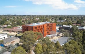 Monash Peninsula opens Passivhaus-accredited student housing