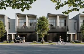 Sydney bayside living: Discover Botany's latest townhouse development