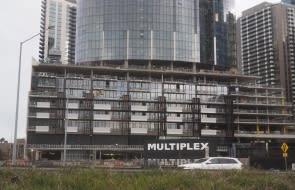 MELBOURNE SQUARE construction update