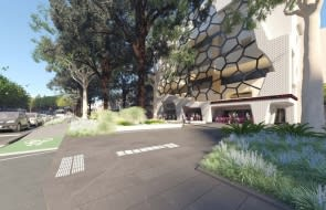 Southbank's new Green Spine a step closer
