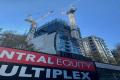 Melbourne Grand construction update