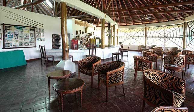 Restaurant Sambiya River Lodge