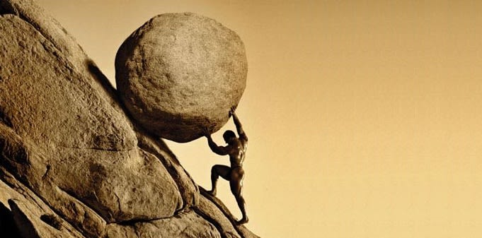Performance Pricing is like Living the Myth of Sisyphus