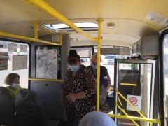 В Смоленске стартовали «коронавирусные» рейды в общественном транспорте