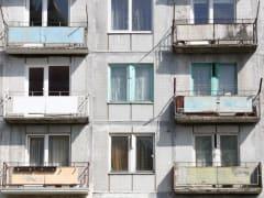 Смоляне заявили об опасности обрушения дома в центре Смоленска