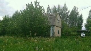 Дача 50 м² на участке 15 сот.