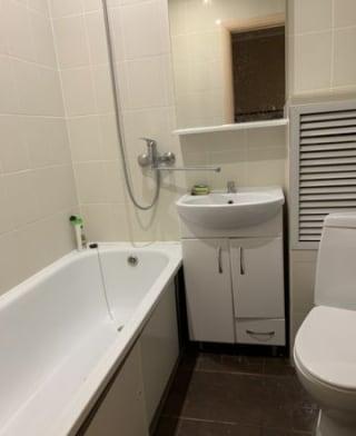 1-к квартира, 44 м², 2/9 эт.