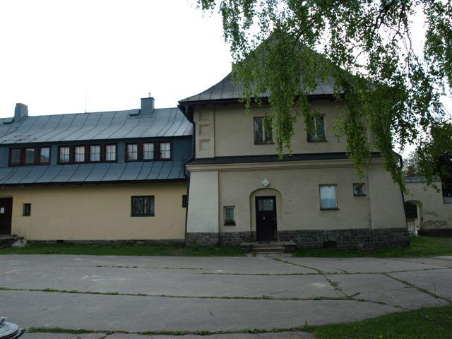 Rekonstrukce bývalého MÚpřed