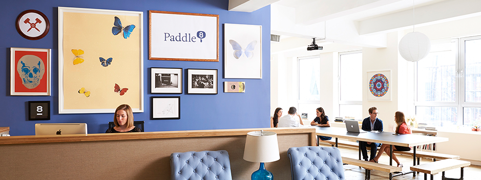 Paddle8 Offices