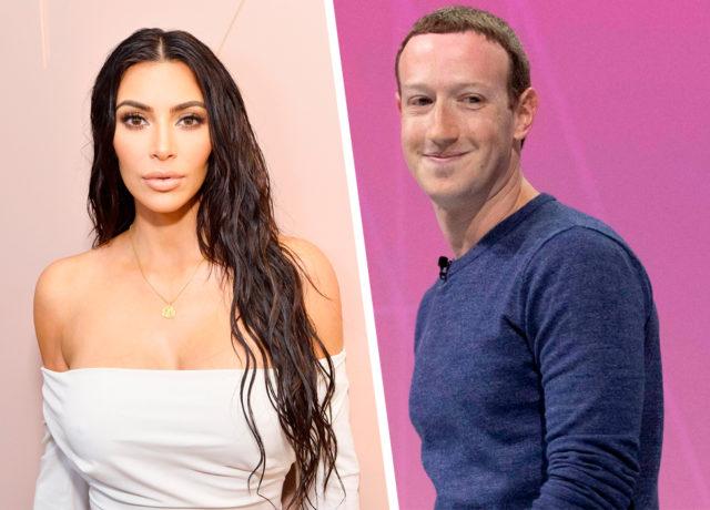 Главные слухи Голливуда: Ким ужинала с Цукербергом, а Меган ссорит принца Гарри с друзьями
