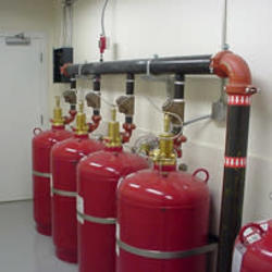 Reliance Fire Protection Systems Clean Agent System IMAGE