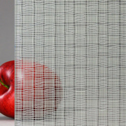 Bendheim White Basketweave by Kova Laminated Architectural Glass Kova-white-basketweave-decorative-laminated-glass-663x460.jpg