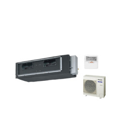 Panasonic Ducted Ac - CS-D50DD2H59 (CU-D50DBH89) (6 HP)