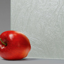 Bendheim Textured Back-Painted Glass in Platinum Cast platinum-Cast-back-painted-glass-663x460.jpg