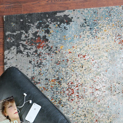 Magari Sprinkle Design Rug 11t