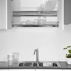 Kaff Dish Rack With Drip Tray