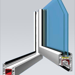 Veka AD50 Casement Window (Inwards Opening) System