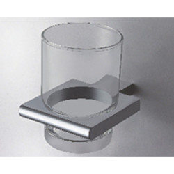 Perk Tumbler Holder Glass
